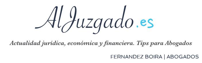 Al Juzgado.es | Derecho Bancario, Concursal, Mercantil y Civil.